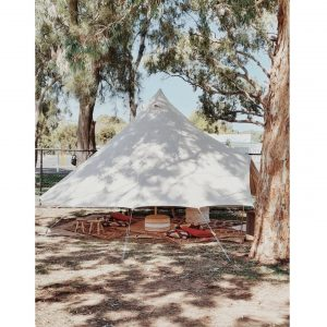 tent pegs dome