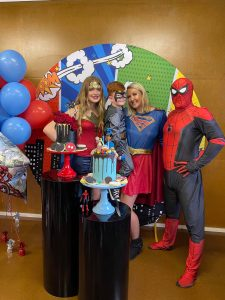the glass slipper birthday