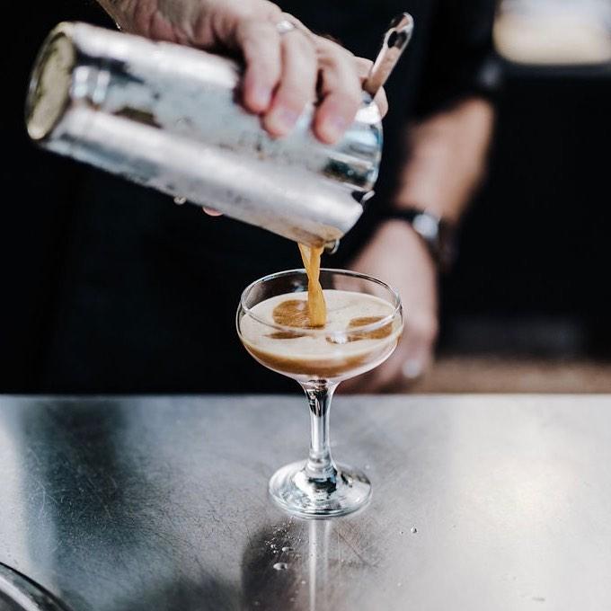 The Little Bar Cart cocktails