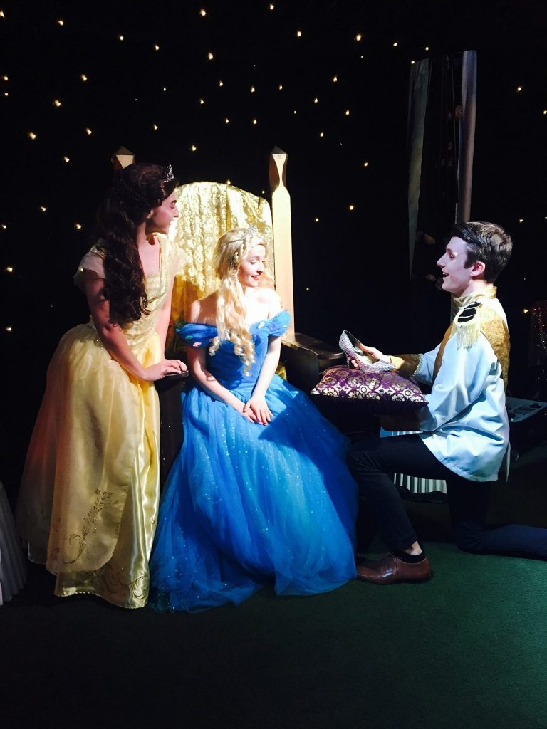 Party Room for Kids cinderella