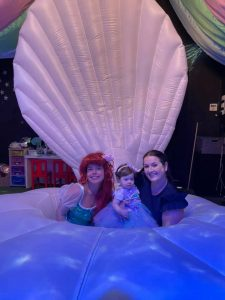 Party Room for Kids mermaid