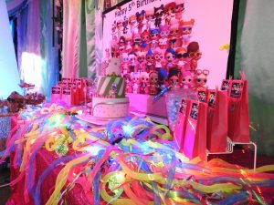 Party Room for Kids troll
