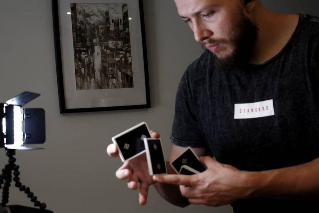 Tom Bodycoat Magic cards
