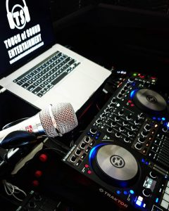 Touch Of Sound Entertainment DJ and MC