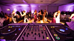 Touch Of Sound Entertainment party crowd view