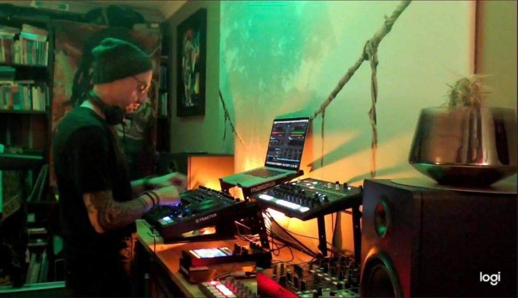 Touch Of Sound Entertainment recording studio