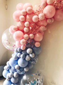 Up + Away Creations balloon display