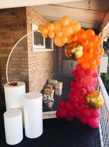 Up + Away Creations birthday balloons