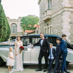 Very Nice Classics family