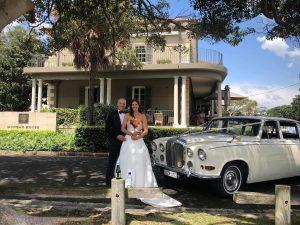 Wedding Cars Direct Ansia and Jason