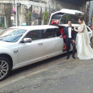 Wedding Cars Direct limo door