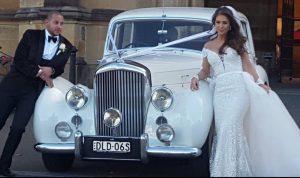 Wedding Cars Direct Seda and Reni