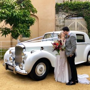 Wedding Cars Direct vintage wedding