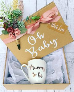 Wrappd Up baby shower box