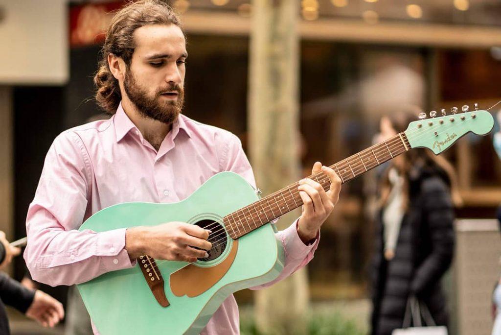 yannai goldberg guitarist