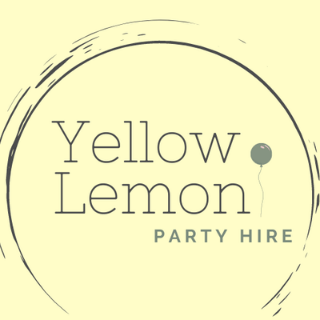 Yellow Lemon Party Hire