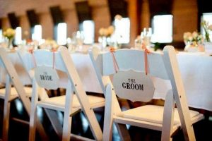 You're Invited Event Hire chairs and tables