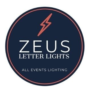 Zeus Letter Lights