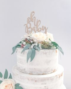 A Little Whimsy gumtree cake