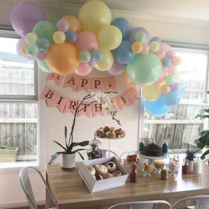 Balloon Emporium Co birthday balloons