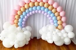 Balloon Emporium Co rainbow shape
