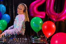 Dj Wildflower Productions 20th birthday