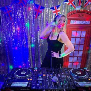 Dj Wildflower Productions British theme