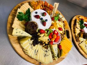 Griffin Catering & Events cheese boards