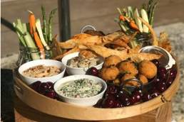 Griffin Catering & Events new gourmet platters