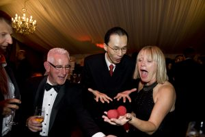 Chew Eng Chye Perth Magician surprise