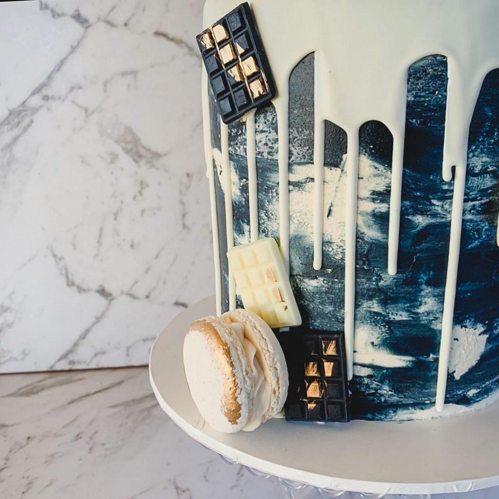 2 Make It Sweet bright and bold cake