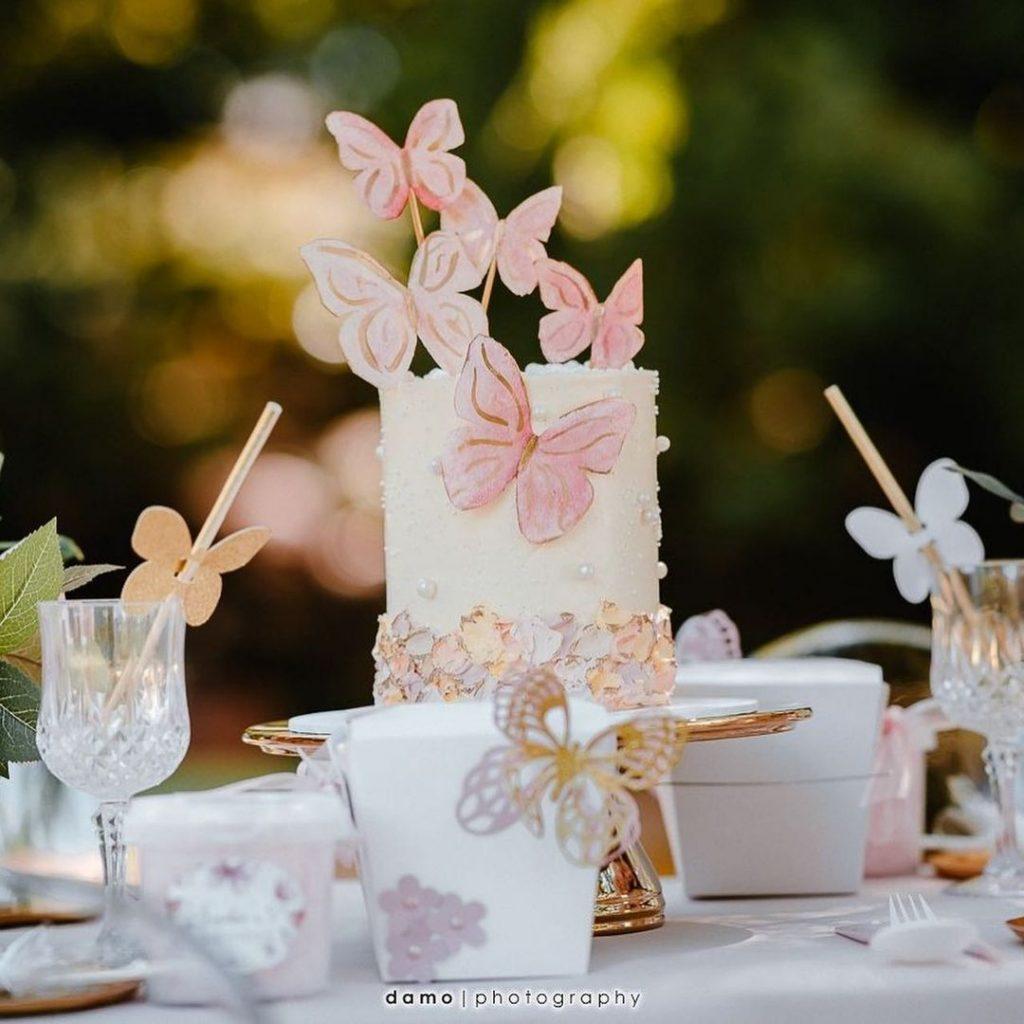 2 Make It Sweet butterfly garden