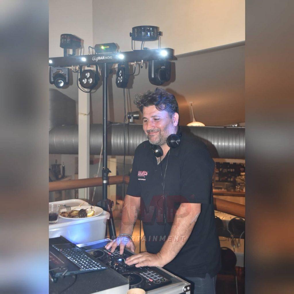Amp Entertainment party DJ