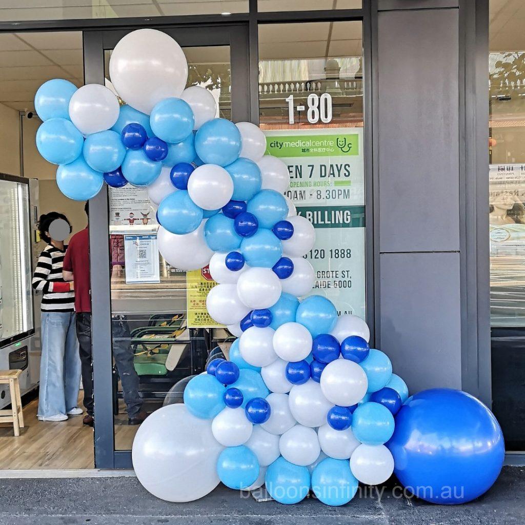 Balloons Infinity opening
