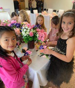 Bloom Flower Crowns kid's parties
