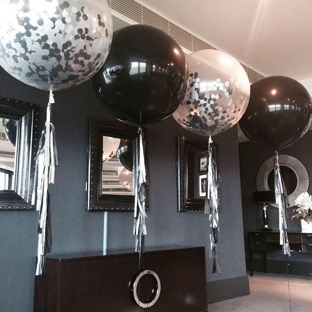 Bubblegum Balloons large