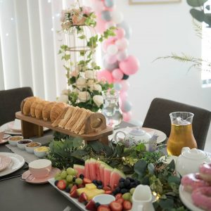 Chasing Daydreams Event Planning breakfast