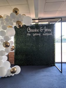 Chasing Daydreams Event Planning engagement