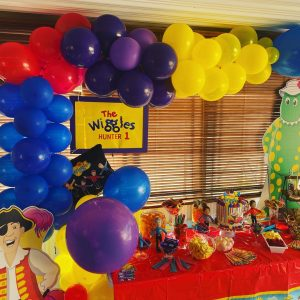 Cool Character Costumes & Party Hire wiggles