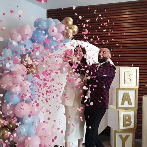 Desirable Events baby shower