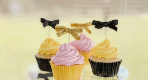 The Little Shindig Shop Emma Wiggle box cupcake toppers