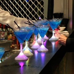 ER Party Hire Adelaide cocktail