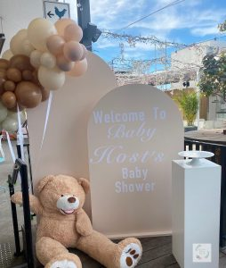 Event Hire By B baby shower