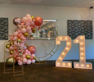 Eventia & Co 21st birthday