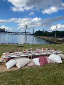 Events By Ebony Louise outdoor picnic