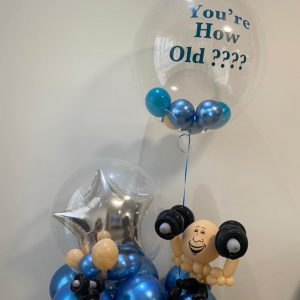 I&Z Balloon Creations old