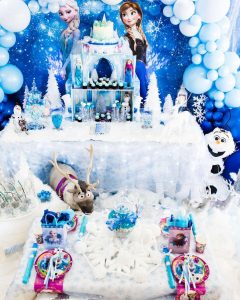 Kim's Party Planning frozen