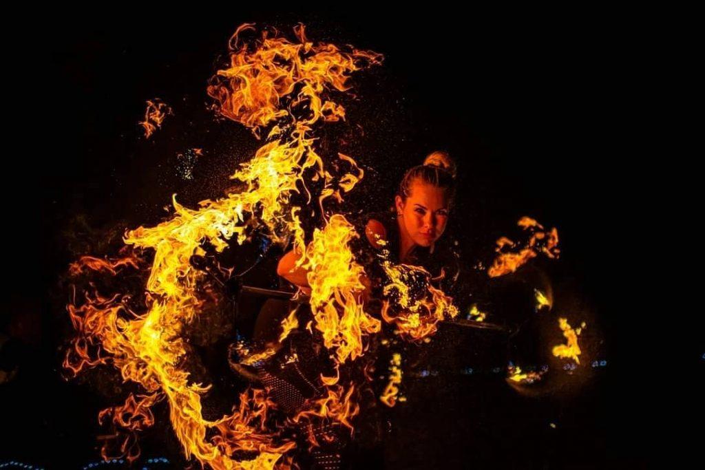 Kraken Fire fire cicle