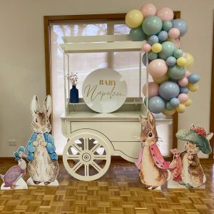 LC Cut Out Hire & Creations peter rabbit