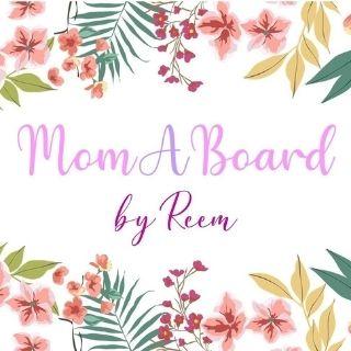 MomABoard By Reem